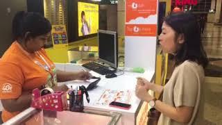 【マレーシアお役立ち情報】マレーシアの空港でSIMカードを購入する方法[#009]