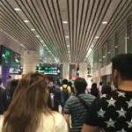 【マレーシアお役立ち情報】KLIA International到着1飛行機を降りて電車に乗る〜入国審査まで[#003]