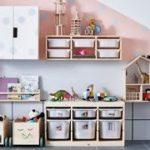 整理整頓のコツ: おもちゃ収納