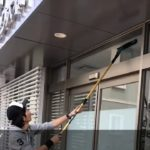 HOW TO 安全な窓清掃(モアマン フリック編)