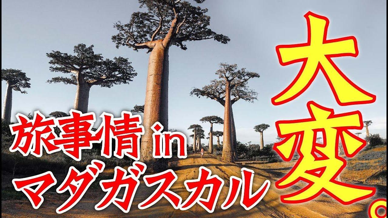【お役立ち情報】マダガスカル旅行を検討中の人へ・・・【アジア中東アフリカ縦断#93】